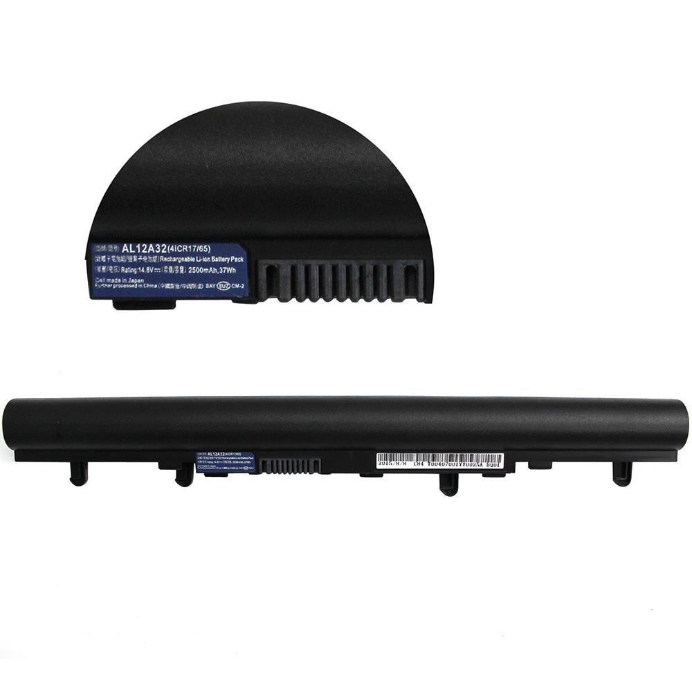 Original Acer V5-571 V5-471 AL12A32 Battery