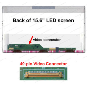 15.6 LED Panel 40 Pin Left LTN156AT05/B156XTN02.2