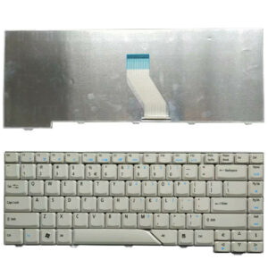Acer Aspire 4720 4920 5310 5320 5710 5710 5910 White Keyboard