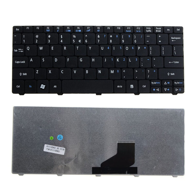 Acer Aspire One D255 Keyboard