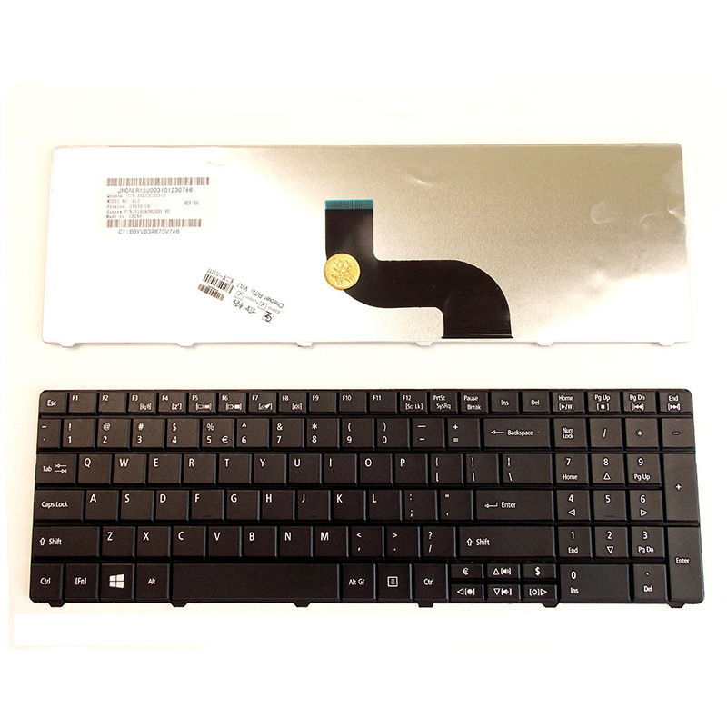 Laptop Keyboard Acer Aspire  E1-531 E1-571