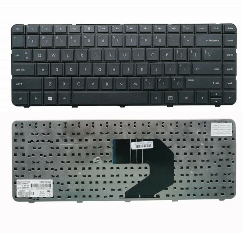 HP CQ43 CQ57 Series US Keyboard