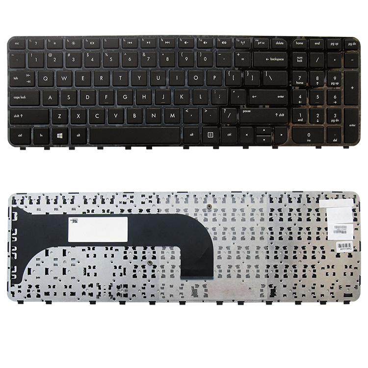 HP COMPAQ Envy M6-1000 698401-001 Keyboard