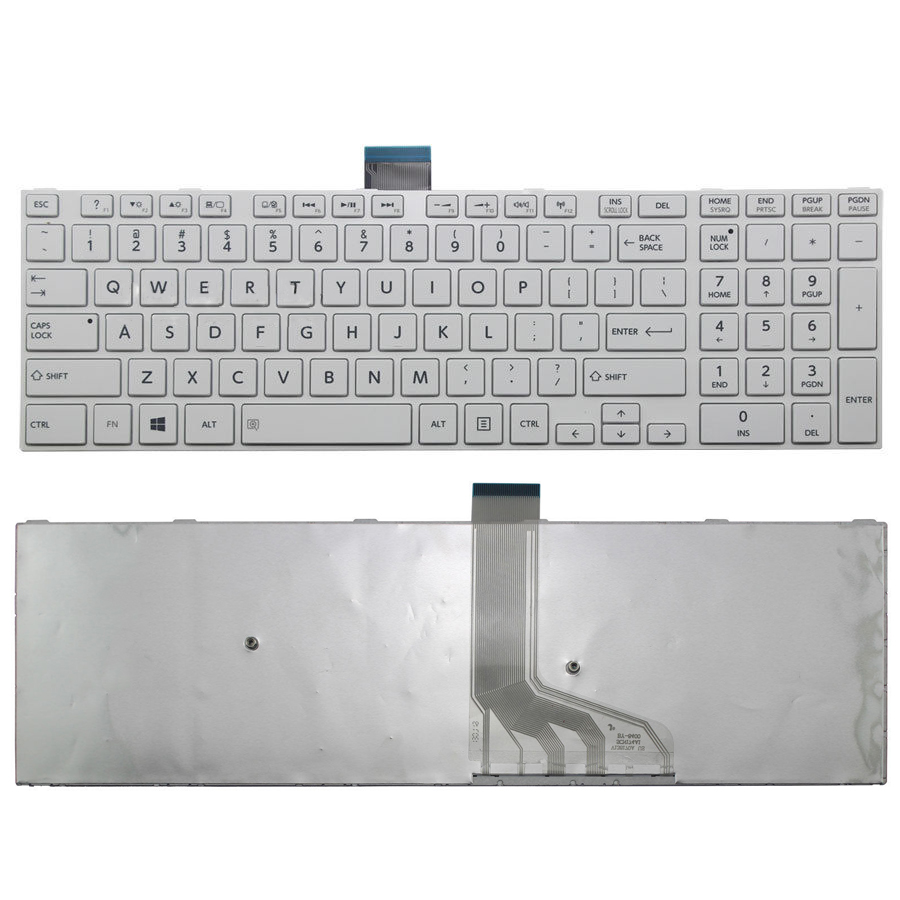 Toshiba L50-A Keyboard White