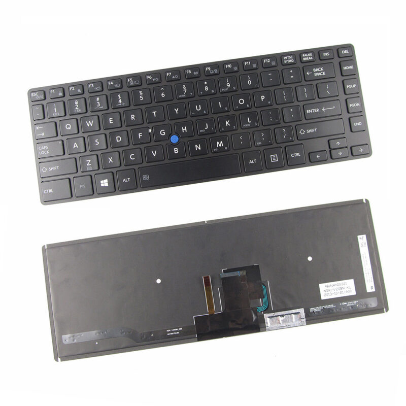 Toshiba R30-A Keyboard Black