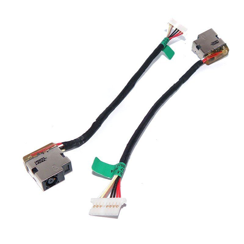 Dc Power Jack Harness Cable For HP 14-AK 15-AC 15-AF 15-AY 15-BA 15-BN Series