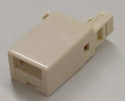 RJ11 to BT Socket Adaptor