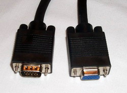 Monitor Extension Cable 10m