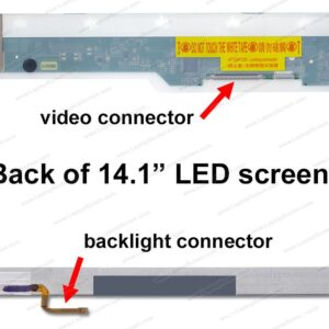 14.1 LED 30 Pin 1280 x 800 LTN141AT12  CCFL