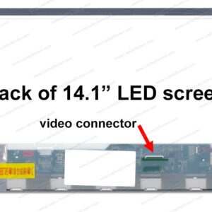 14.1 LED 40 Pin LCD Type 3 B141EW05 V.0 1280 x 800