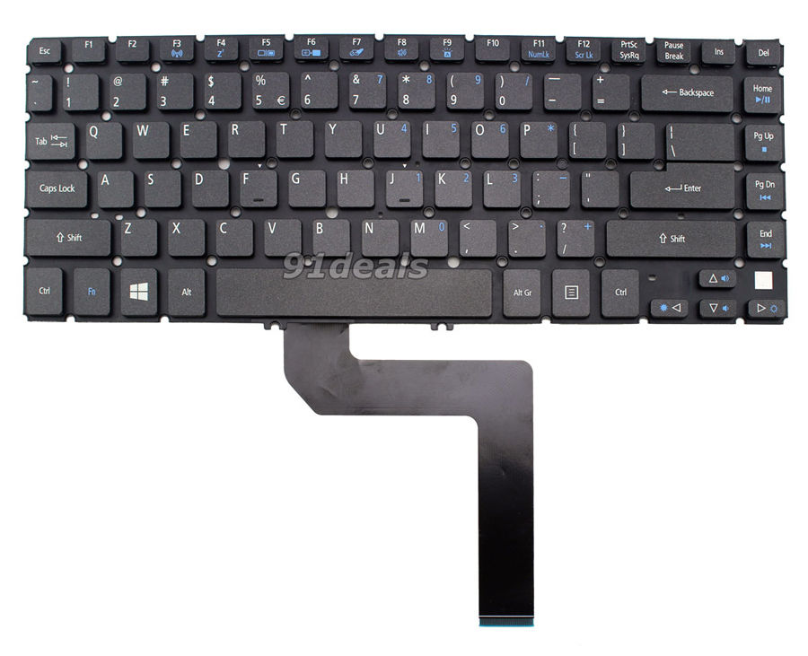 Laptop Keyboard Acer  M5-481T M5-481TG M5-481G 14.0'