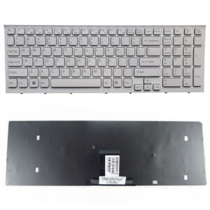 Sony Vaio VPC-EB PCG-71311 71312 Keyboard White