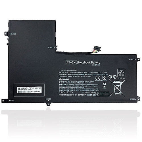 Original HP 900 G1 AT02XL Battery