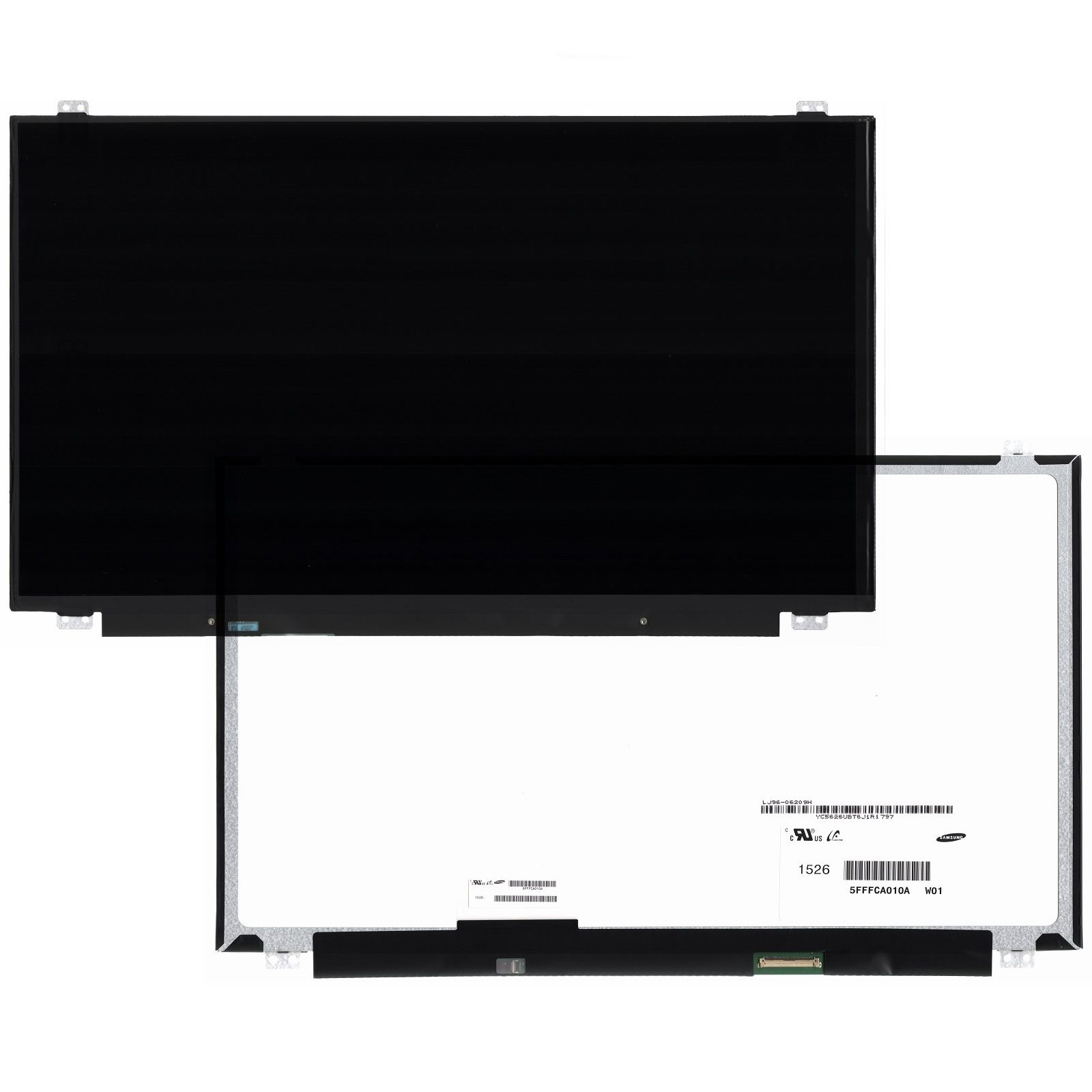 "15.6"" LED HD Display 40pin Glossy Screen + Digitizer"