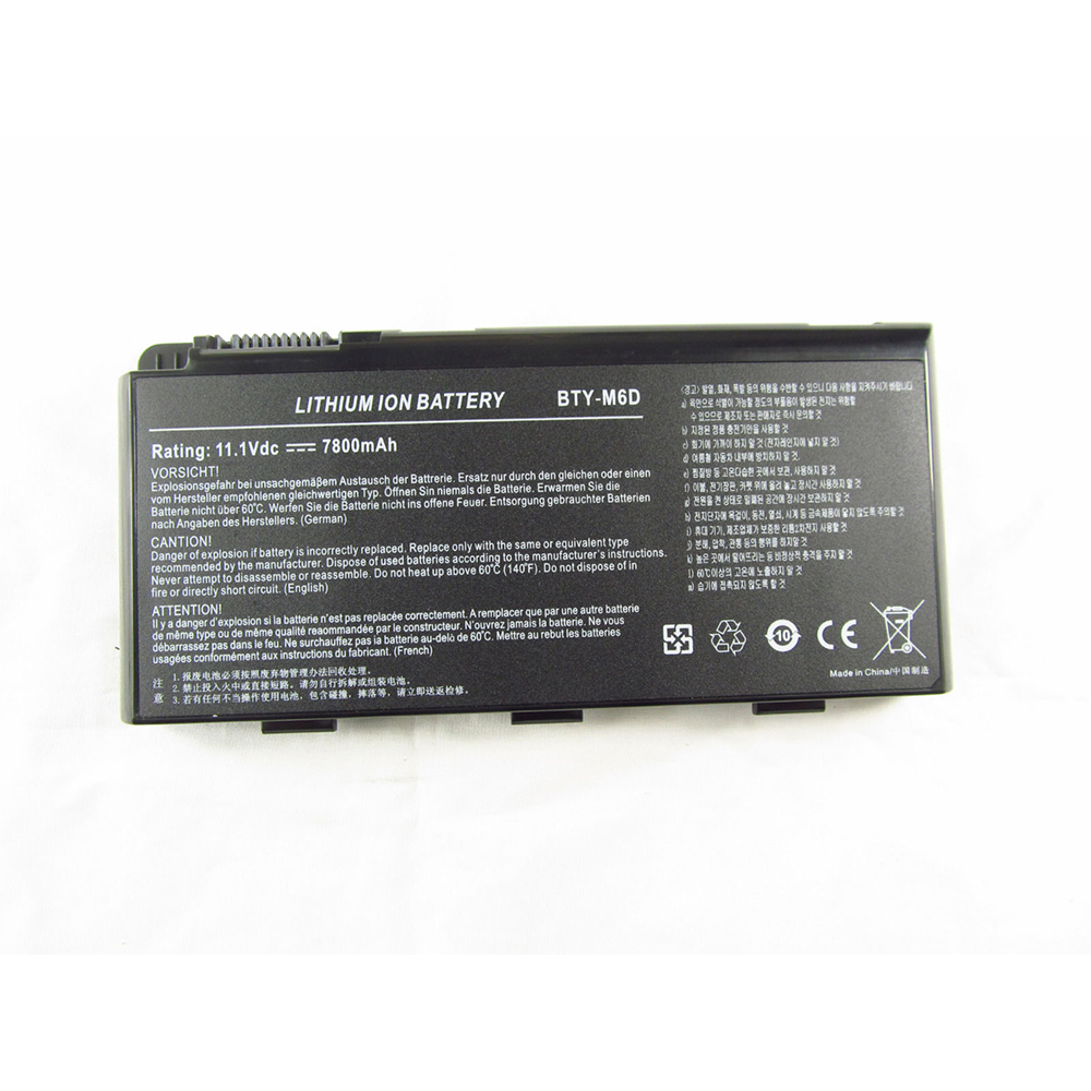 Original BTY-M6D Battery for MSI GT70 GT60