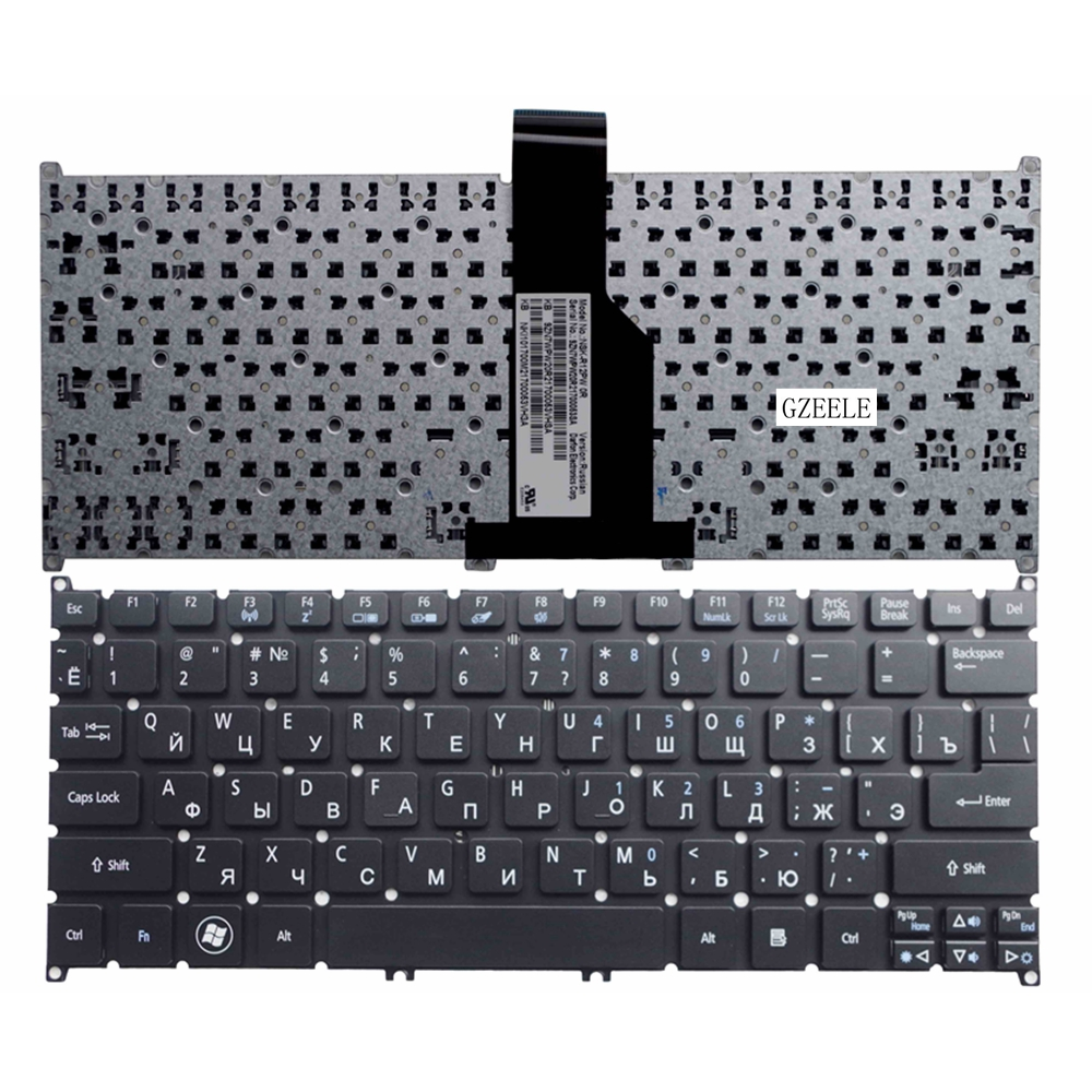 Acer S3-371 Keyboard