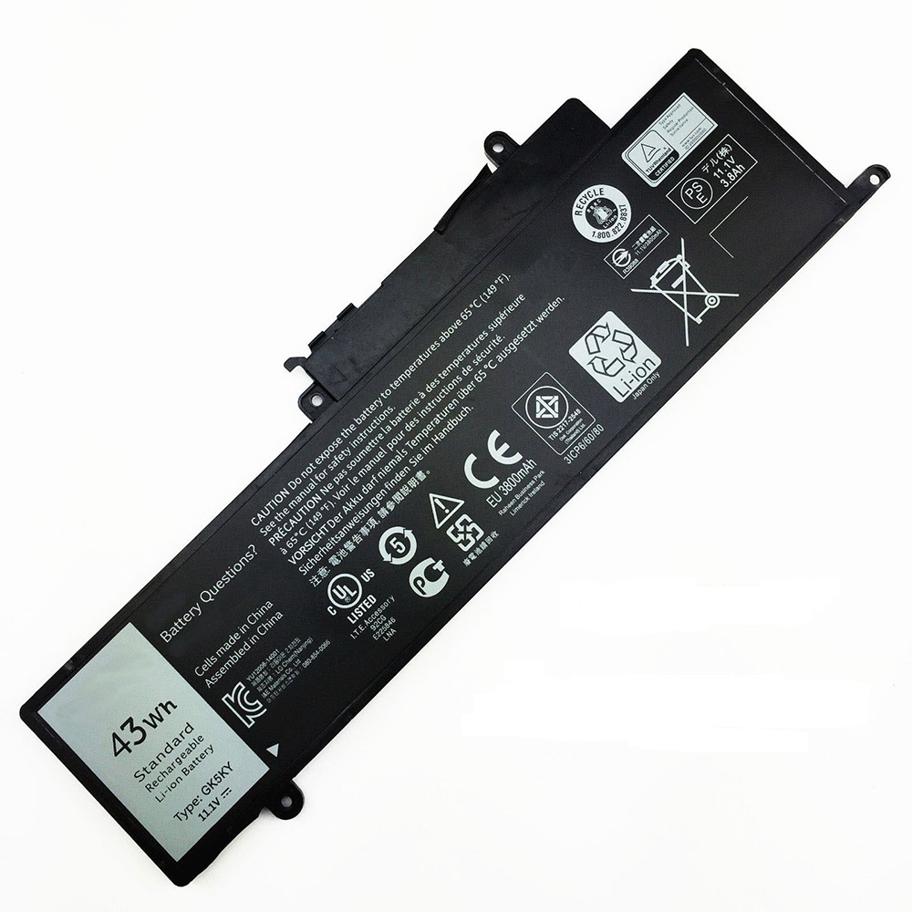 Original Dell GK5KY 04K8YH Battery