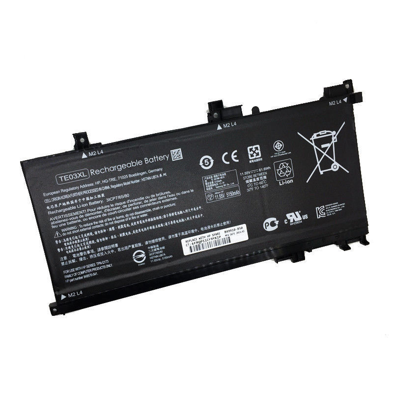 Original HP TE03XL Battery For Pavilion 15 UHD Omen 15-AX