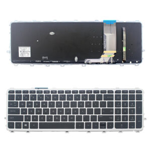 HP Envy 15-J Keyboard with Backlit 711505-001