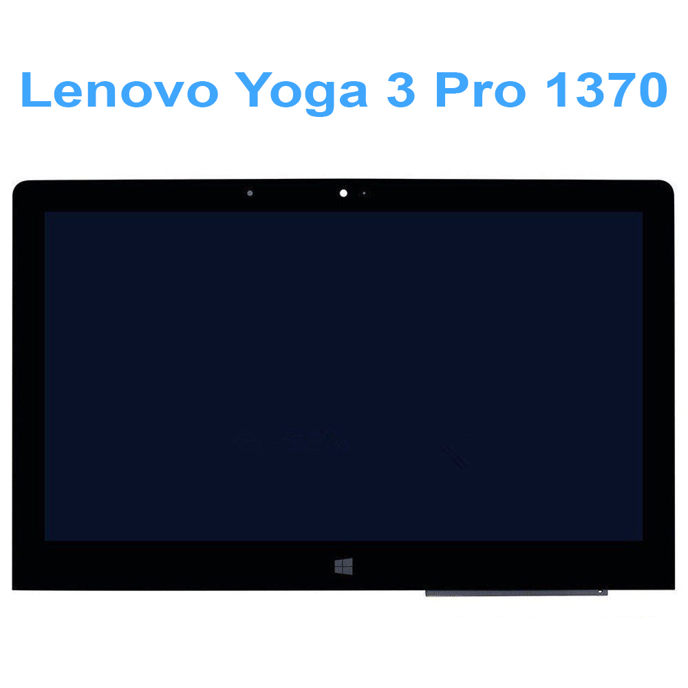 "13.3"" Lenovo IdeaPad Yoga 3 Pro 1370 LCD Touch Screen Assembly LTN133YL03-L01"