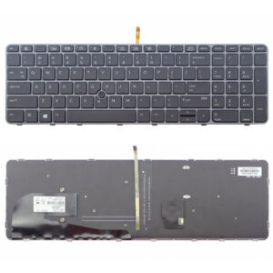 HP EliteBook 850 G3 US Backlit Keyboard