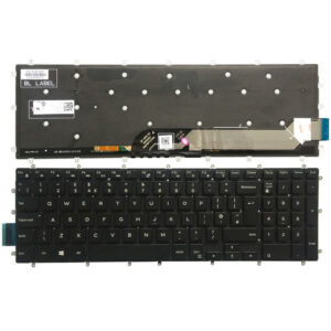 Dell P66F P66F001 Keyboard